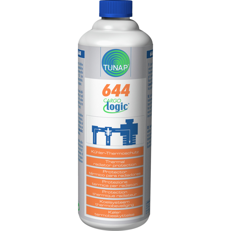 Produktabbildung 644 Kühler-Thermoschutz