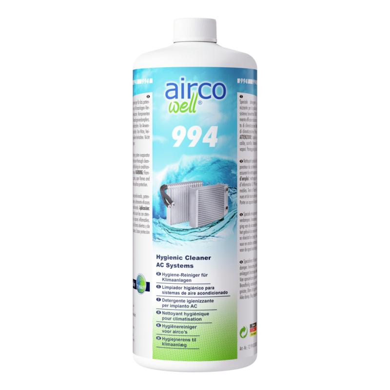 Produktabbildung airco well® 994 Hygiene-Reiniger für Klimaanlagen