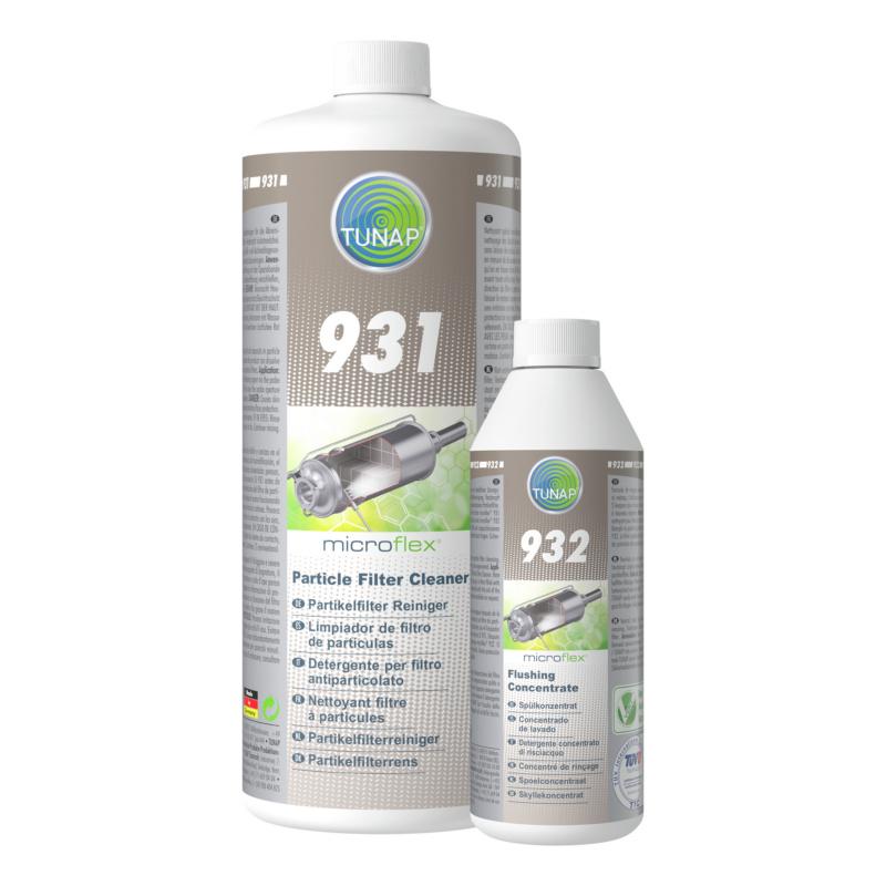 Produktabbildung 931 Partikelfilter Reinigungsset